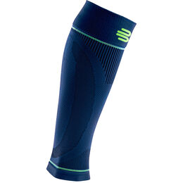 Compression Sleeves Lower Leg marine (short)
