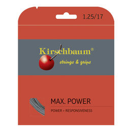 Max Power  12m anthrazit