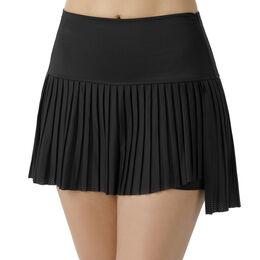Hi-Chop Pleated Skirt