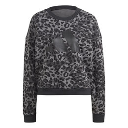 All Over Print Crew Sweatshirt Women