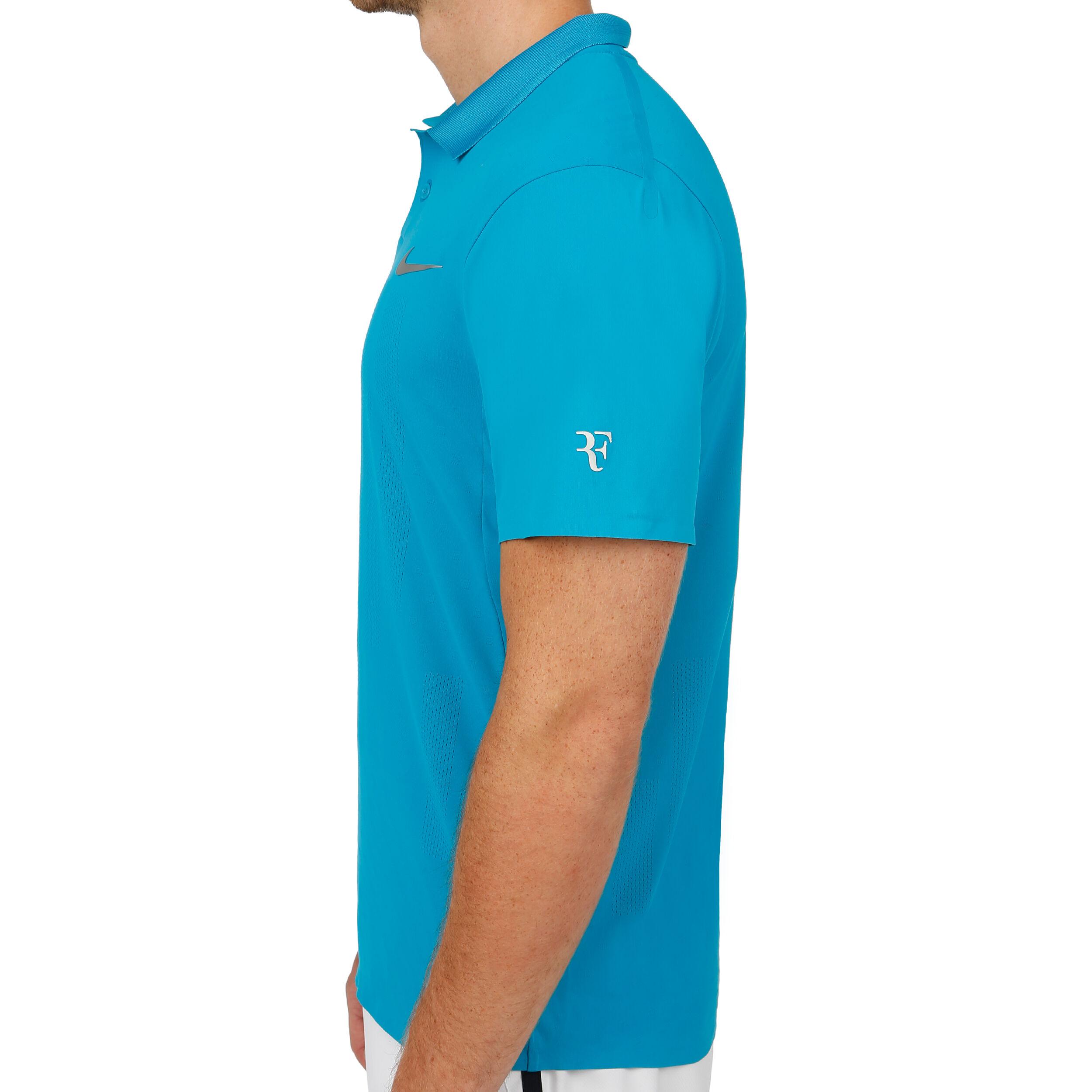Nike Roger Federer Court Advantage Zonal Cooling Polo Herren