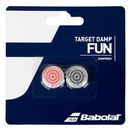 TARGET DAMP X2 Black Fluo Red