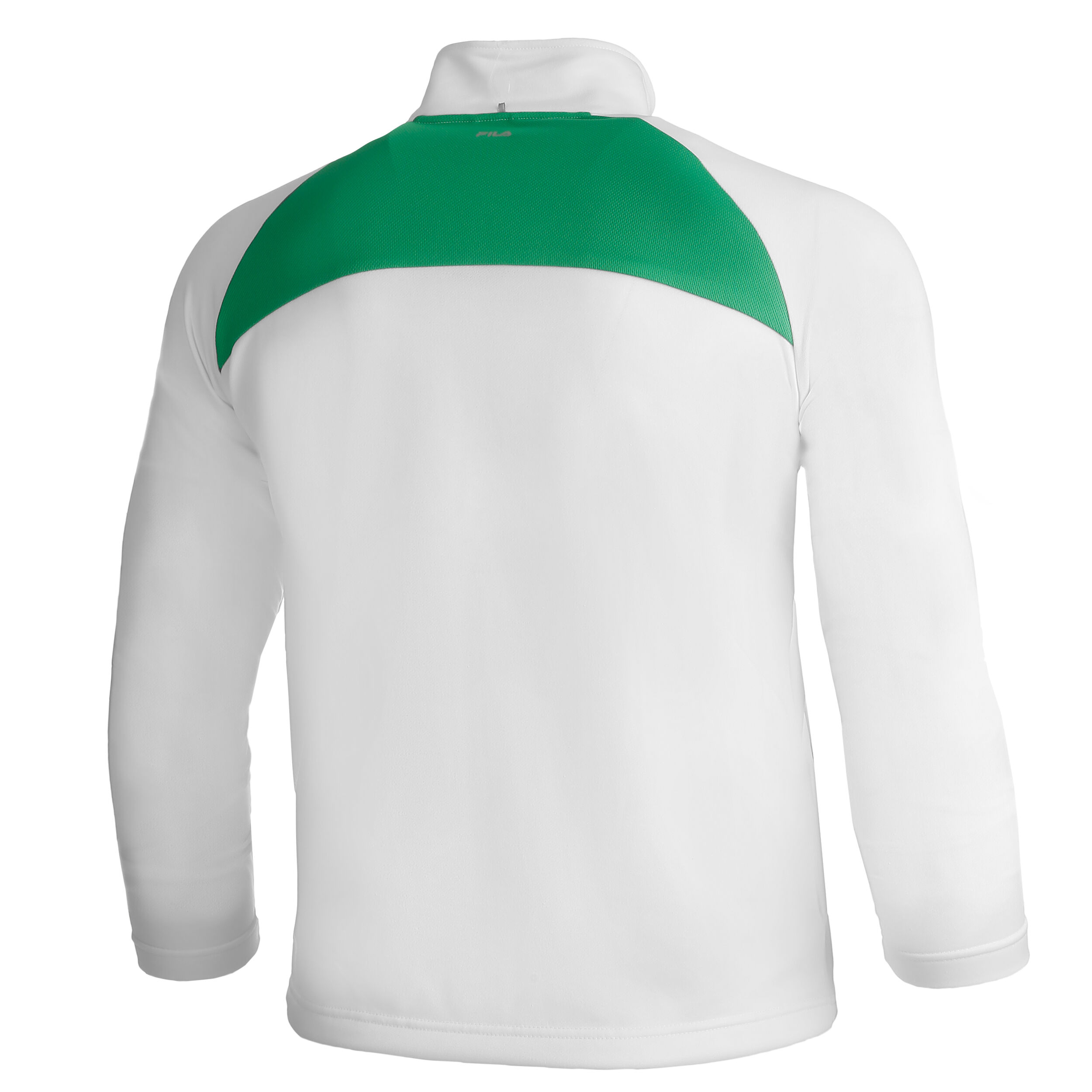 Fila Jakob Trainingsjacke Herren Weiß, Grün online kaufen