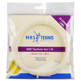 Synthetic Gut 12m weiss