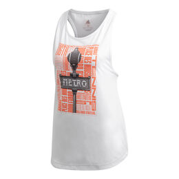 Paris Graphic Tank Women