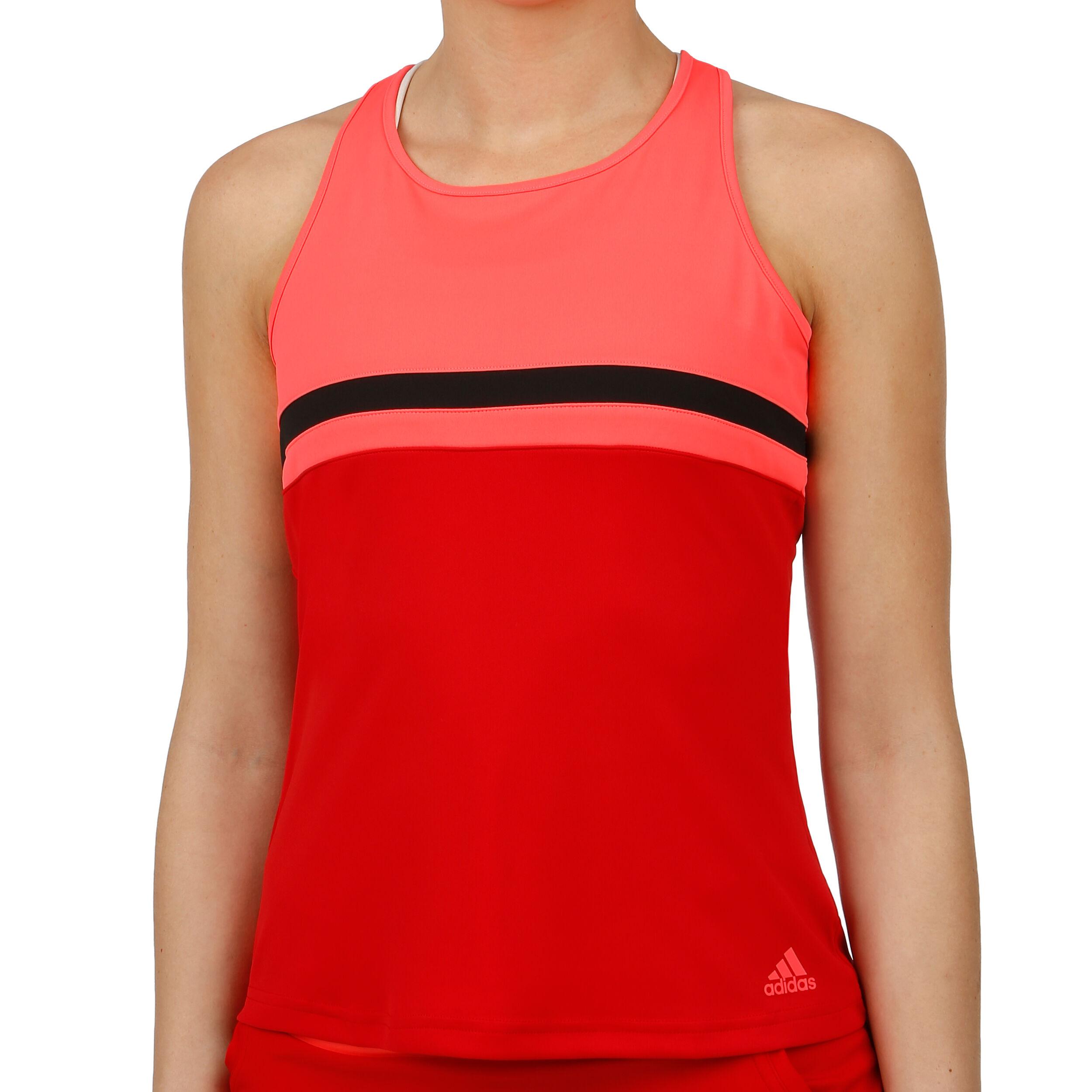 adidas Club Tank Top Damen Rot, Koralle online kaufen