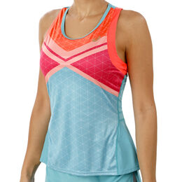 Tennis Graphic Tank Women