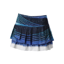 Micro Stripe Skirt Women