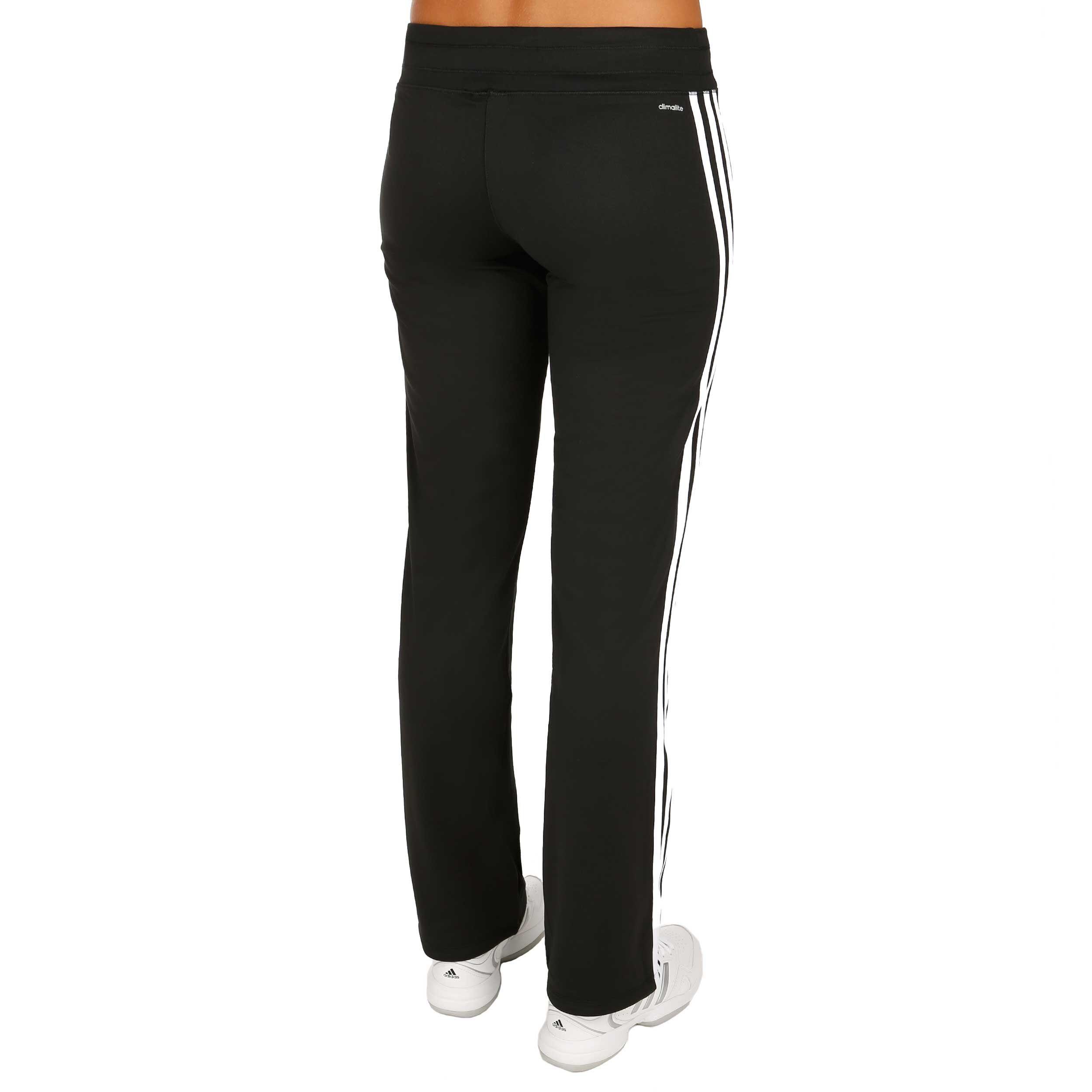 adidas Essentials Multifunctional 3Stripes Straight Leg Pant ...