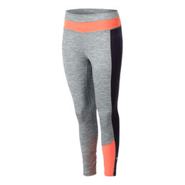 One Color-Blocked Heathered 7/8 Tight Women