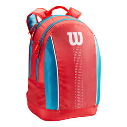 JUNIOR BACKPACK Coral/Blue/White