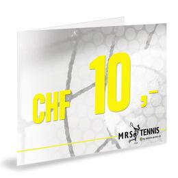 Gutschein 10 CHF