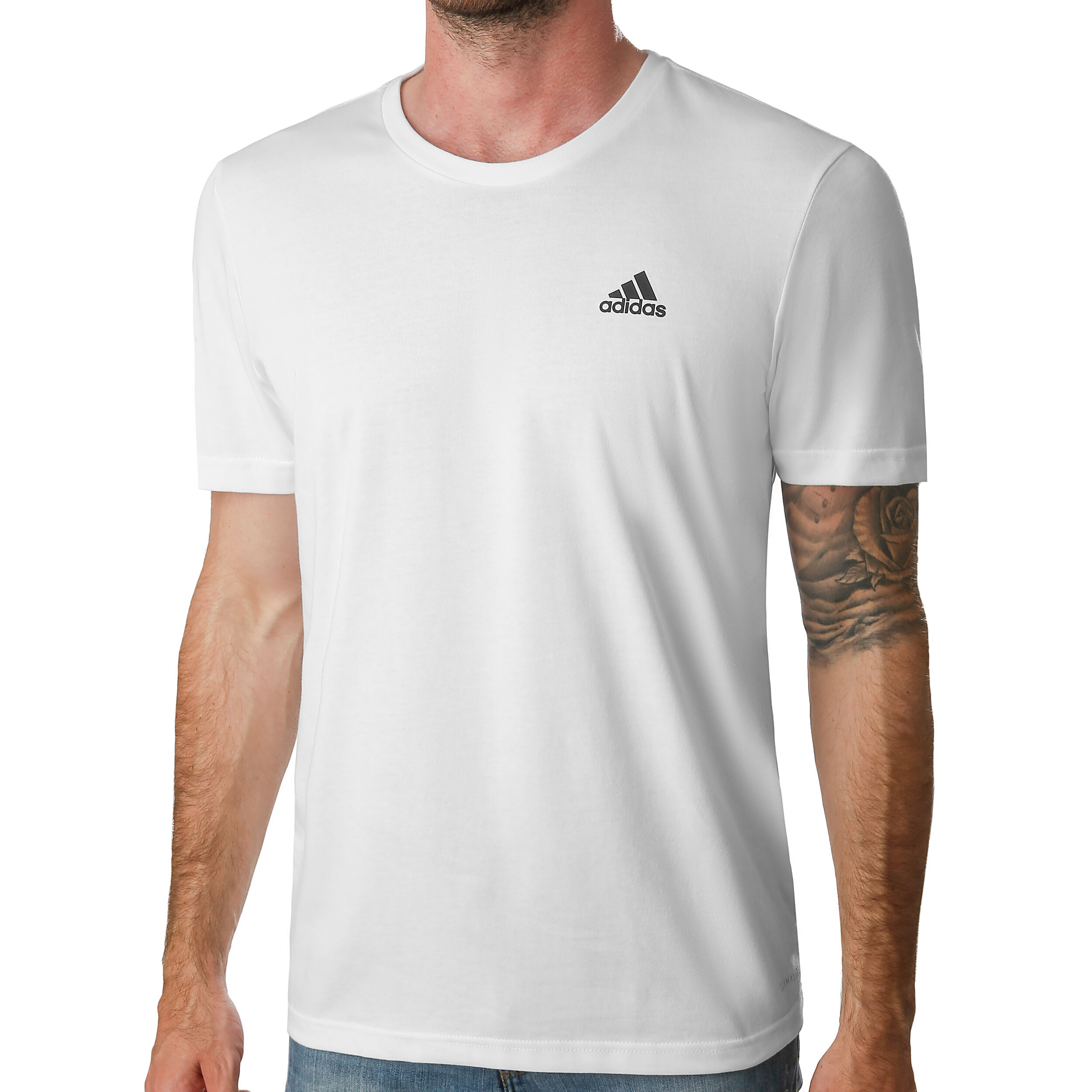 adidas Paris Graphic T Shirt Herren Weiß, Schwarz online