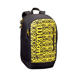 MINIONS TOUR BACKPACK black/yellow