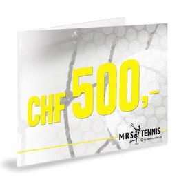 Gutschein 500 CHF