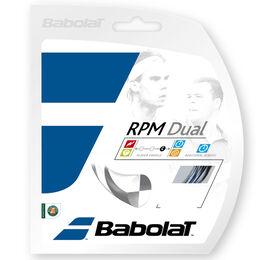 RPM Dual 12m schwarz, grau