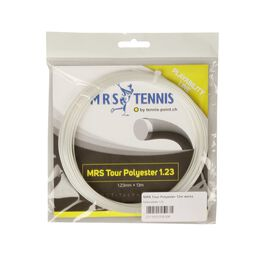 Tour Polyester 12m weiss