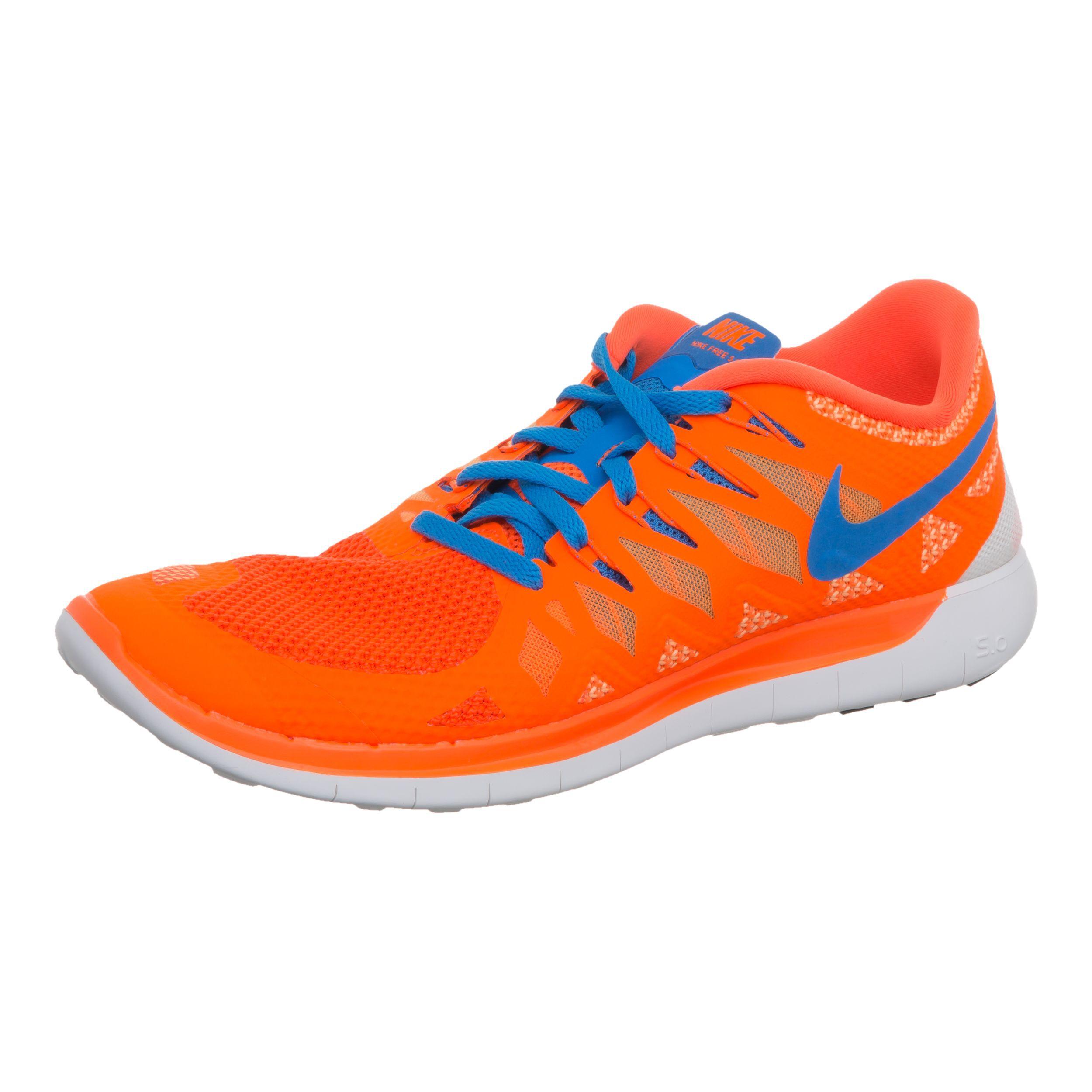 Nike Free Orange Herren