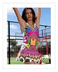 Lucky in love Tennisbekleidung