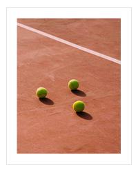 Gamma Tennisbälle