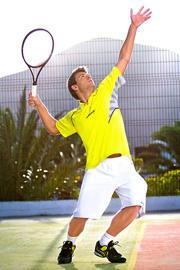 Tennisbkleidung für Herren