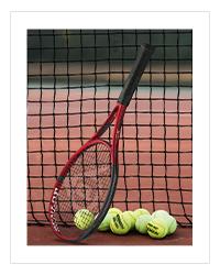 Dunlop Tennisschläger